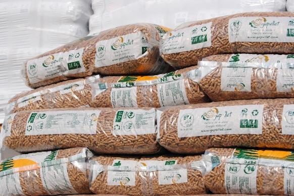Gupellet gupellet fabricante y distribuidor de pellet - Sacos de pellets ...